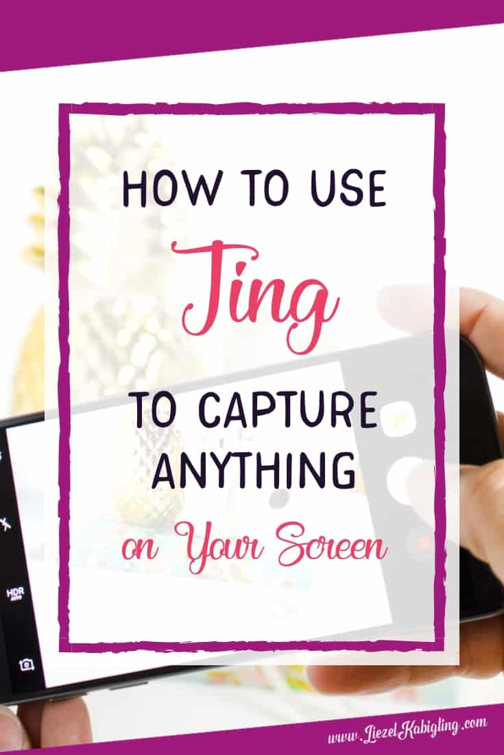 How to Use Jing to Capture Anything You See on Your Screen